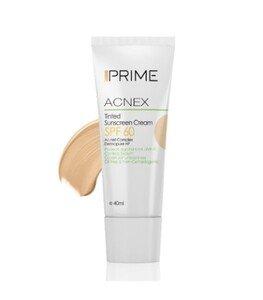 Tinted Sunscreen Cream SPF 60 - کرم ضدآفتاب رنگی SPF60 پریم